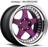 A356 de aluminio Rotiform rueda de aleación de Réplica