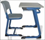 Banco Furniture New School Desk e Chair (SFYA-001)