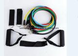 Веревочка тяги спорта латекса горячей полосы сопротивления сбываний Stackable установленная (CPBB-002)