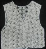 Blouson élégant de lacet (GRNL11 459)