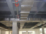 Painel de HVAC Phenolic do duto