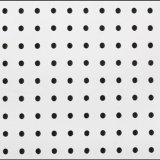 천장 섬유 시멘트 보드 구멍 어쿠스틱 보드