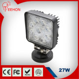 27W LED Work Lights per Forklift, Bulldozer e Truck