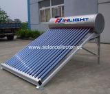 Não câmaras de ar solares do calefator de água 12 da caldeira solar da pressão