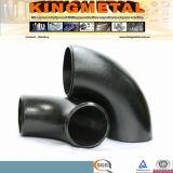"""coude Abouter-Soudé par B16.9 de 10 """" de norme ANSI du carbone d'acier garnitures de pipe"""