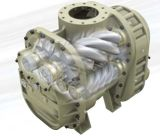Compresseur d'air rotatoire silencieux de vis de couche-point d'Ingersoll (R90I R110I R132I R160I)