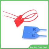 機密保護のシール(JY530)、使い捨て可能なプラスチックシール