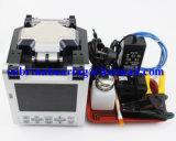 Automatische aus optischen Fasernschmelzverfahrens-Filmklebepresse Ai-6