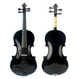 BV/SGS Bescheinigungs-Lieferant---Glanz-rote Farben-Furnierholz-Starter-preiswerte Violine für Kinder