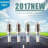 Enchufes de chispa calientes del resistor de las ventas Bd-7601 para VW Vista Bwh