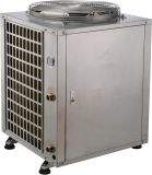 Doppeltes Compressor Air Source Water Heat Pump (55.2KW)