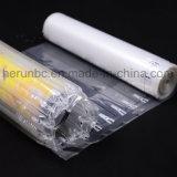 60 mícrons de bolsa a ar transparente protetora do envoltório do coxim