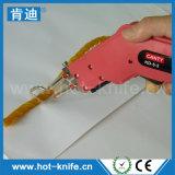 Горячий резец ткани ножа/резец жары