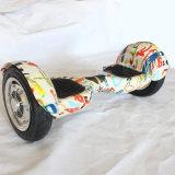 Scooter électrique de double équilibre de roue