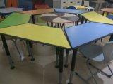 놓이는 초등 학교 가구 아이 그룹 연구 결과 테이블 의자 (SF-41C2)