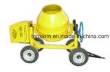 4 Wheels Portable Design 500L Industrial Use Concrete Mixer