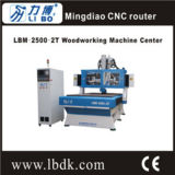 Tool 은행을%s 가진 CNC Lb Wood Router