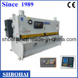 QC12k/Y 8X4000 Hydraulic Shearing Machine, Swing Beam Shear, Guillotine Shear, 8mm Shearing Machine