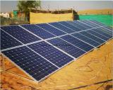 격자 태양계 떨어져 태양 에너지 시스템이 3kw에 의하여, 집으로 돌아온다