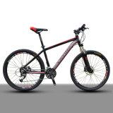 bici del cambio 26er con la bifurcación bloqueable