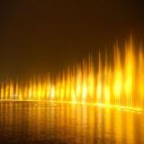 Fuente seca LED subacuático