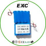 18650 nachladbare Batterie des Lithium-Batterie-Satz-5s 18.5V für Spielzeug