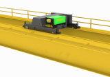 élévateur électrique de type européen de câble métallique de la double poutre 5ton