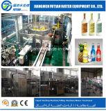 Gekohltes Getränk-Wasser, das Füllmaschine aufbereitet