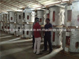 Fornalha de Smelting do metal (GW-100KG)