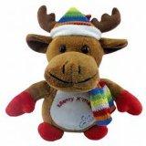 Animal de pelúcia de alta qualidade, brinquedo de urso, brinquedos de cerveja de pascoa de neve de pelúcia