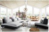 Tessuto L sofà della qualità superiore 2016 di figura per uso della Camera (SF032)