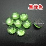 Cristal barato DMC Hotfix Rhinstones a granel (grado de China DMC Strass de SS20 Sapphire/3A)