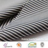 양이온 셔츠를 위한 털실에 의하여 염색되는 직물