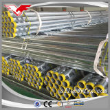 горячие окунутые гальванизированные стальные трубы 4inch для конструкции и воды передают