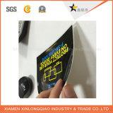 Pg 54 sintético de papel / PE de impresión de etiquetas de papel auto-adhesivo de la etiqueta engomada