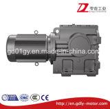 Motor engrenado Helicoidal-Sem-fim de S