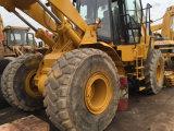Excellentes conditions de travail utilisées du chat 966g de chargeur initial de roue
