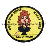 Kundenspezifisches Embroidery Patch für Garments und Bags