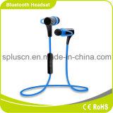 Fone de ouvido estereofónico de Bluetooth do esporte 2016 popular com microfone