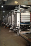 Печатная машина Rotograuvre компьютера высокоскоростная с мотором 7