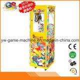 De mini Automaten van de Kraan van de Klauw van de Kraan van het Suikergoed van het Stuk speelgoed MiniVoor Verkoop