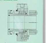 Guarnizione meccanica non standard applicata ad industria delle acque luride (HT1)
