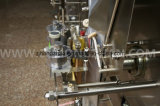 Завалка минеральной вода и машина запечатывания с трубой нержавеющей стали ведущий