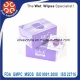 Lady Wipes Nail Gel Polish Remover Wipes Hand Wet Wipe
