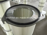 Staub-Sammler-Filter mit vier Ösen