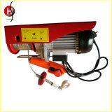 220V 1pH het Mini Elektrische Hijstoestel van de Kabel van de Draad
