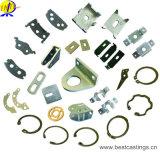 Часть изготовленный на заказ точности OEM стальная штемпелюя