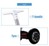 Rad Hoverboard F1 des Griff-Selbstbalancierendes Roller-Selbstausgleich-Roller-zwei
