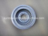 Алюминиевый эпицентр деятельности колеса с процессом CNC подвергая механической обработке