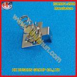 Contatto della molla del catodo della batteria dei 18650 caricatori (HS-BA-012)